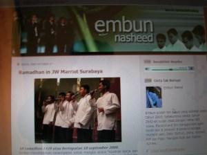 blog embun