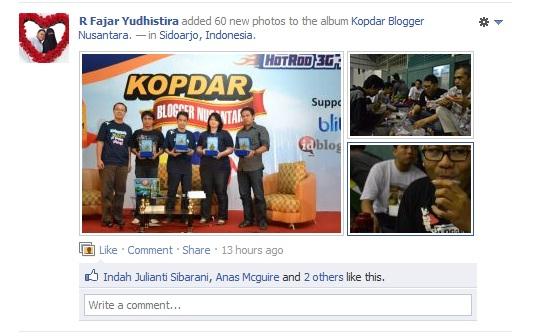 Album Kopdar Blogger Nusantara 2011